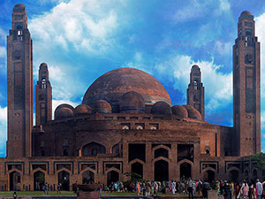 Bahria Grand Jamia Mosque Lahore