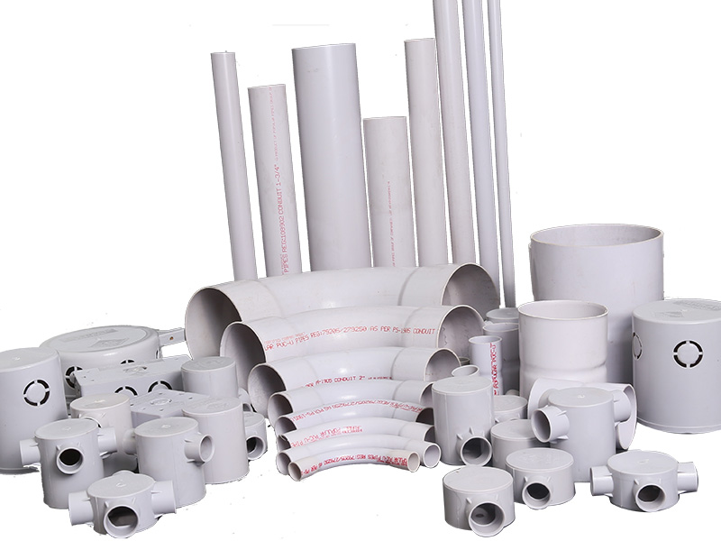 Electrical Conduit Pipes & Fitting