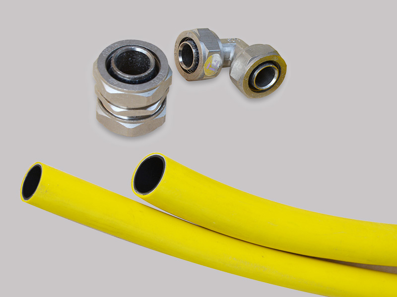 pap gas pipe