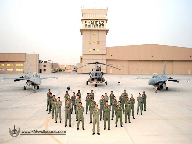 PAF - Shahbaz Air Base Jacobabad