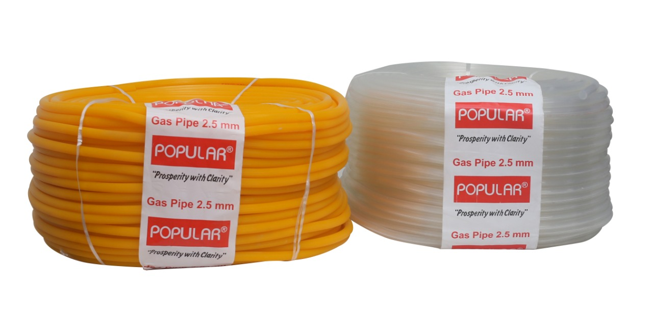 popular-gas-pipes-pipes prevents all sorts of gas leakages and weather effects, Popular Gas pipe is ideal for home application. Our gas pipes s durable, long lasting.