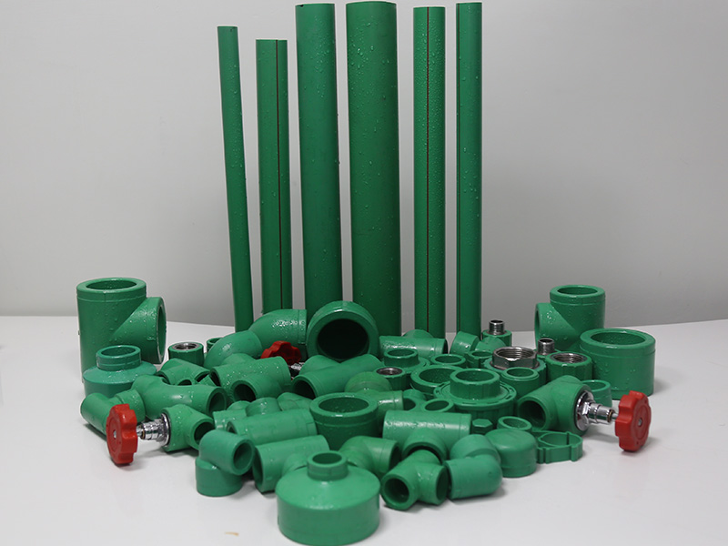 PPR-100 Pipes and Fittings