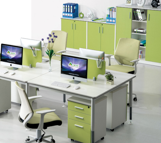 pvc board office furniture