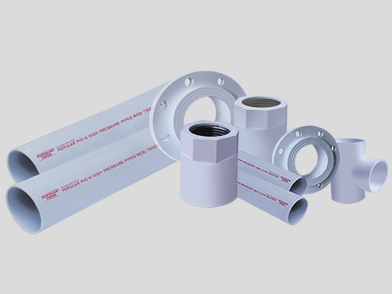 UPVC PRESSURE PIPES & FITTINGS – WATER SUPPLY SYSTEM